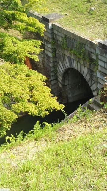 第Ⅰトンネル西口洞門.JPG